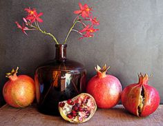 still-life-with-pomegranate